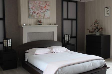 AILLEURS    Chambre d'Hôtes Japonaise