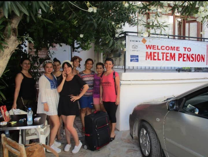Meltem pension &Guesthouse
