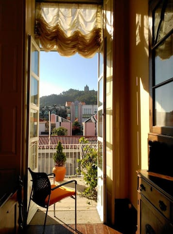 Unique City Flat + 2 bikes + Private free parking - Viana do Castelo - Appartement
