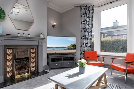 Luxury Boutique Victorian Townhouse in Anglesey
