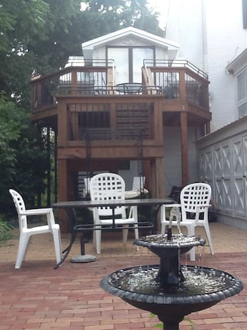 Special!Tiny Townhouse In The Trees - Louisville - Daire