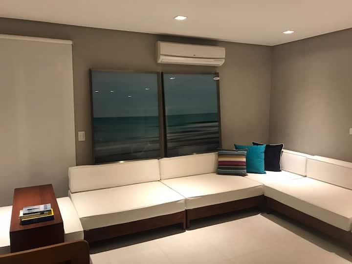 Apartamento alto padrão e confortável Ubatuba.