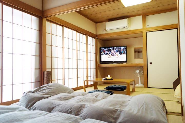Spacious, Convenient - Ueno/Asakusa - Taitō-ku - Leilighet