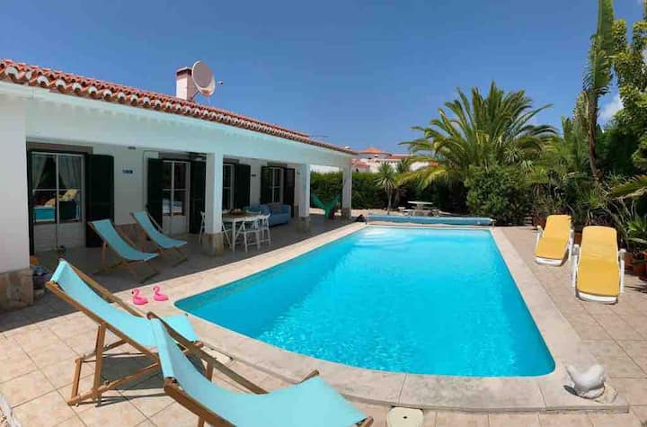 Fantastic holiday villa near the ocean, Aljezur