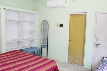 Air conditioned Flat- private