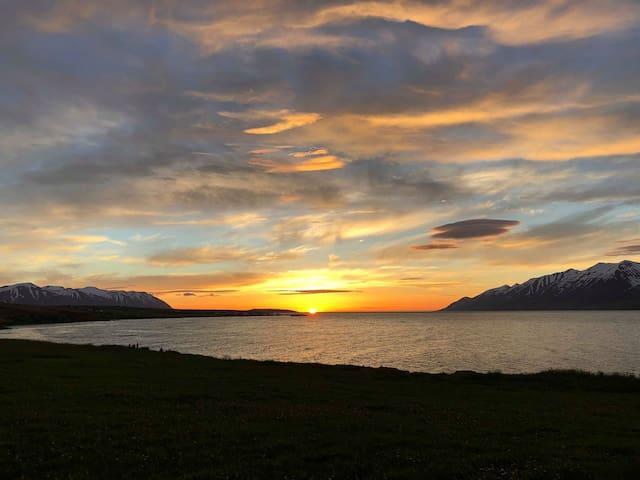 Ytri Vík - Hlíð