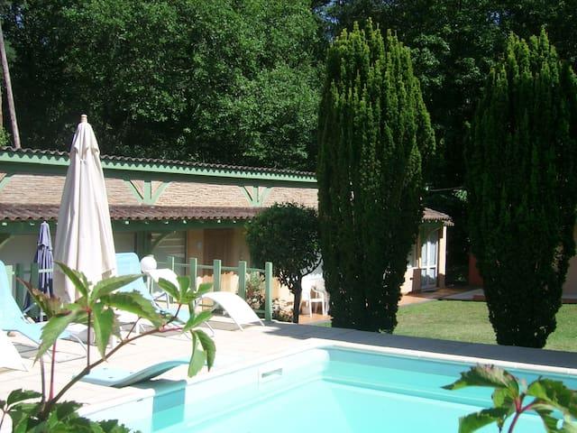 ChATAIGNIER - Saint-Sauveur - Wohnung