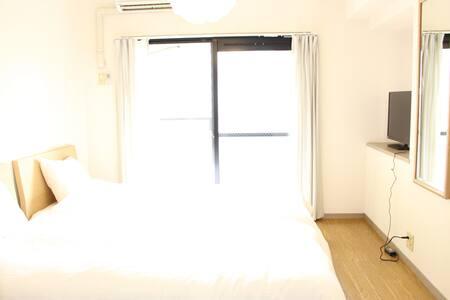 Stay天神502☆1minTenjin三越・大丸直ぐ☆空港送迎無料 - Chuo Ward, Fukuoka