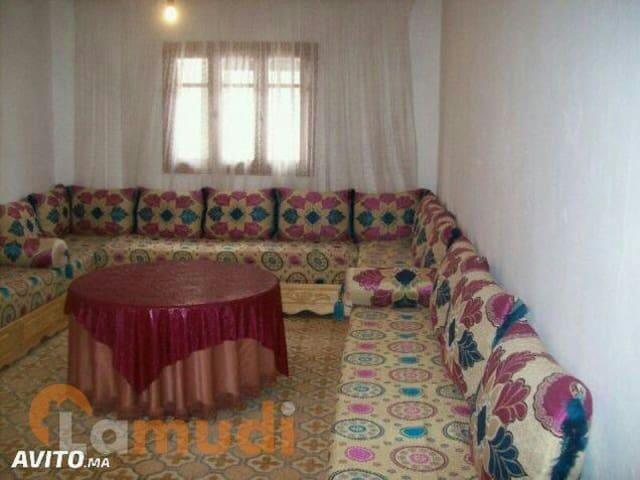 Appartement bien équipé. - Al Hoceïma - Daire