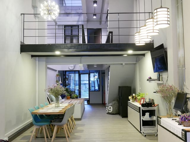 Large modern home for up to 22 people - Chiang Mai - Casa