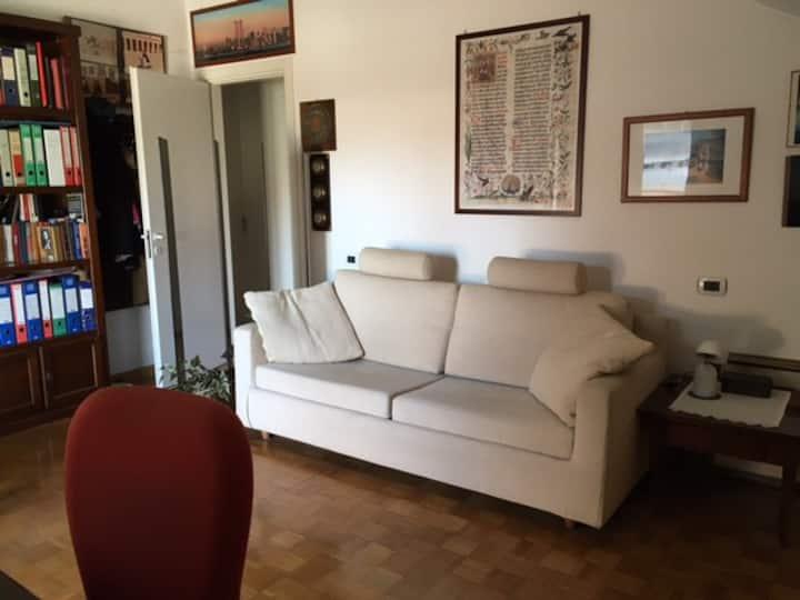 stanza privata in famiglia
