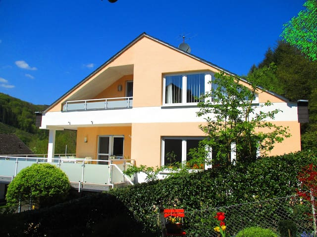 Ferienwohnung Kaiserbad in Bad Ems near Koblenz - Bad Ems - Apartemen