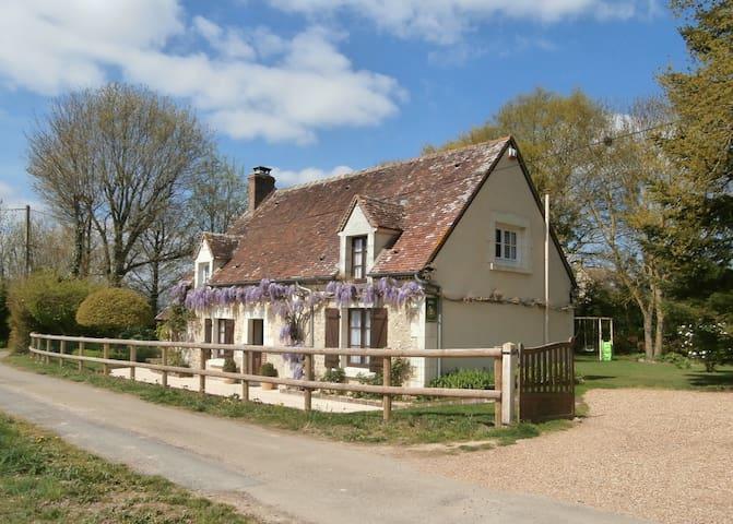 Maison de charme, à la campagne, au cœur du Perche - Brunelles - House