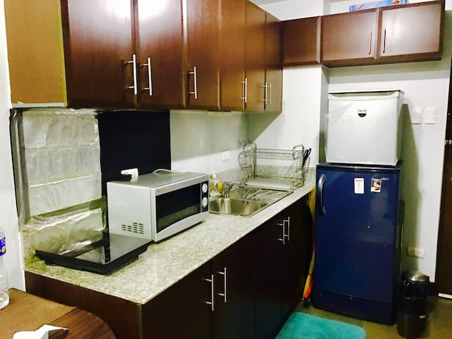 Amazing View Studio Unit De Luxe - Quezon City - Kondominium