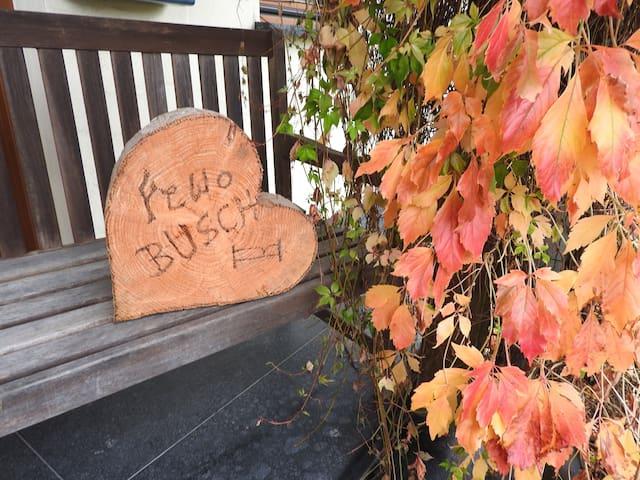 Ferienwohnung Hunsruecklust mit ebike Verleih
