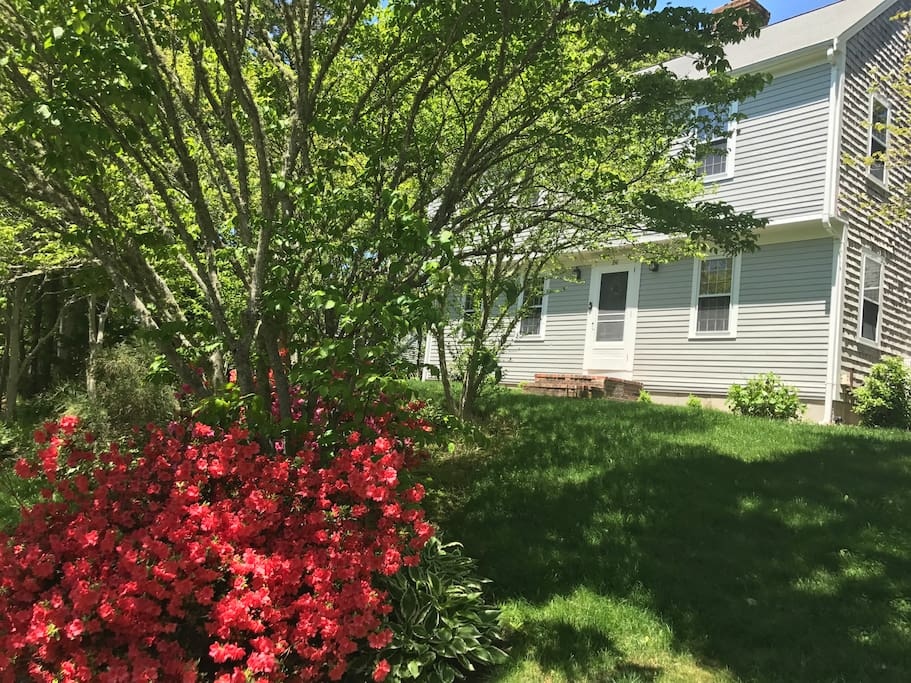 Located in the historic village of Yarmouth Port on Cape Cod, mid-Cape, north of Route 6a. Less than 10 minutes to the best beaches Cape Cod has to offer.