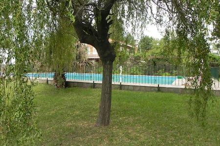 Casa en alquiler temporario - Funes - funes