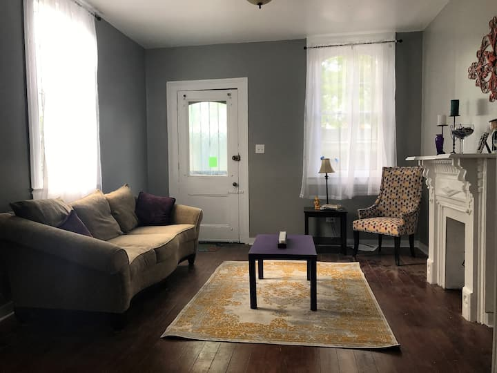 Newly Renovated Bywater Charmer