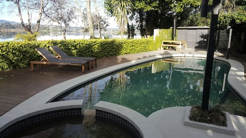 Studio 28 - Geothermal heated pool