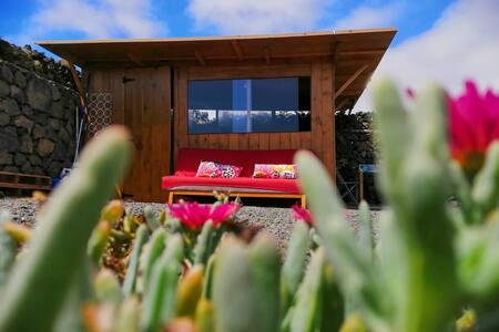 Cabaña los Ingleses - Punta Mujeres Lanzarote.