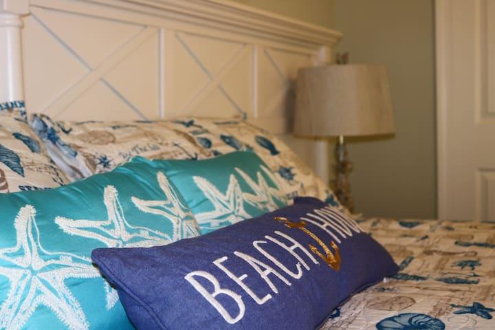 We are open*Casa Verano*Vilano Beach, FL*
