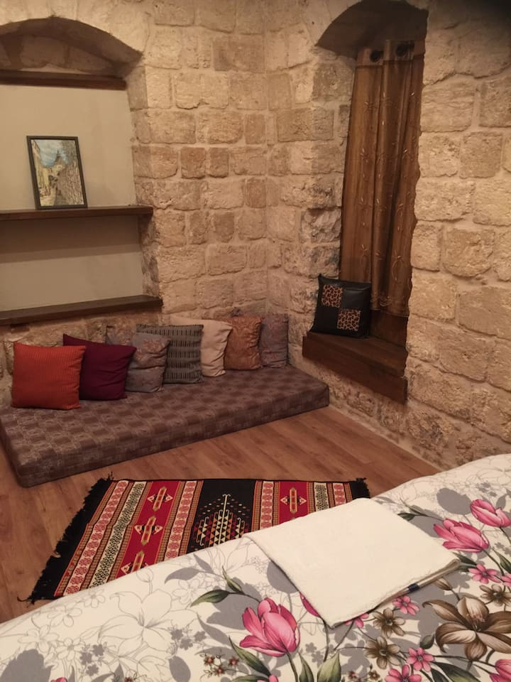 An old room in Nazareth