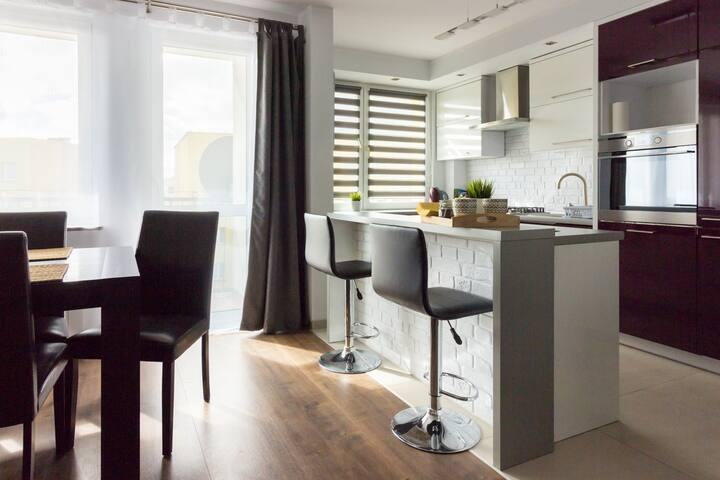 Komfortowy Apartament Tarnogórska