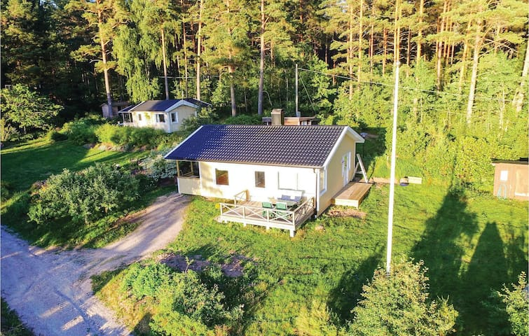 Holiday cottage with 2 bedrooms on 60m² in Fristad