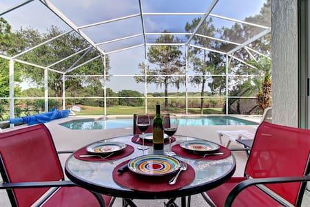 Orlando Floride Villa avec Piscine 20 min Disney - Haines City