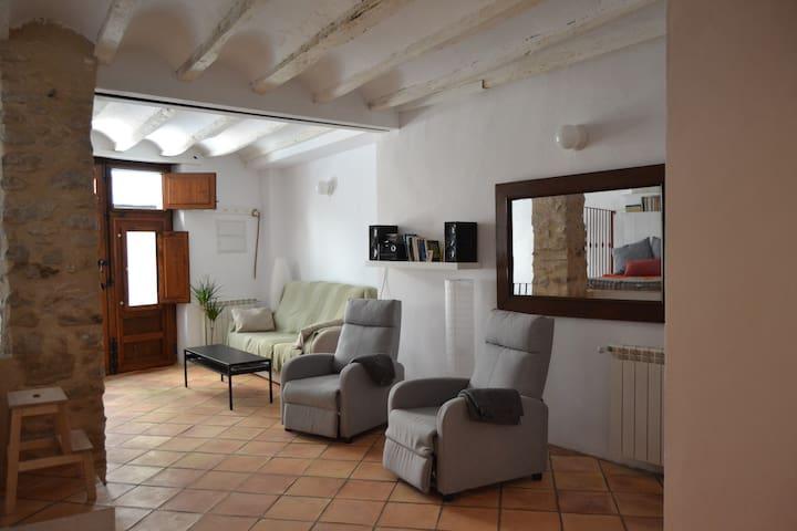 Casa de pueblo en el interior de la Marina Alta
