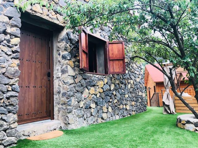 Encantadora Cabaña Rural Vía al Teide