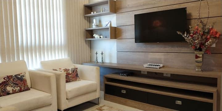 Cobertura sala 3 suites 701.2 Granja Brasil