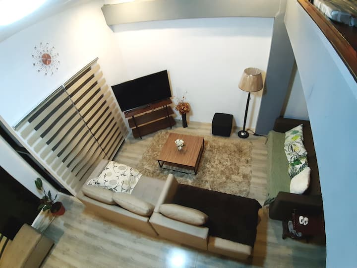 Homewood Penthouse Loft (Baguio Mountain View)