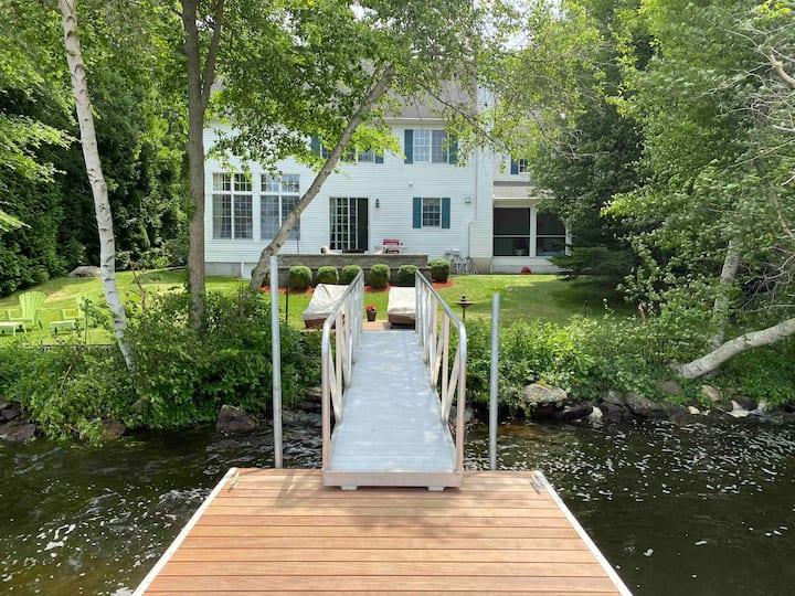 Gorgeous Lake house retreat