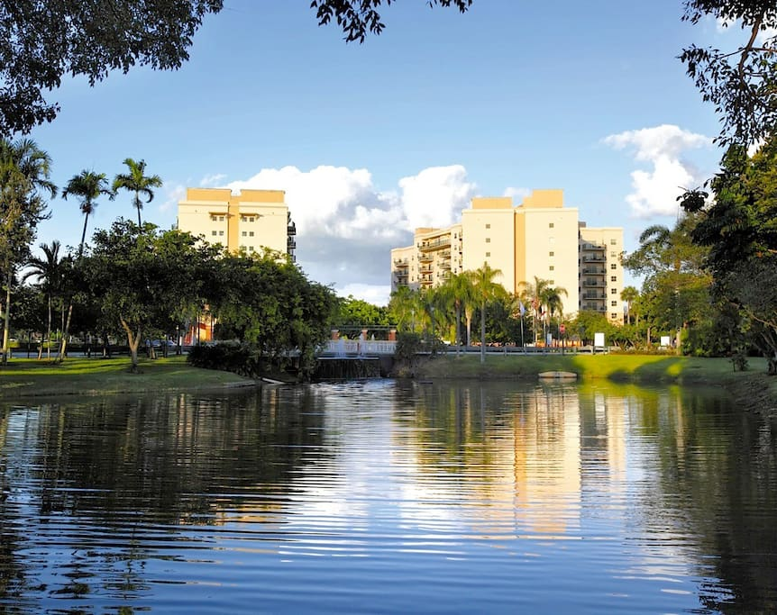 Wyndham Worldmark Palm Aire 2 Bdrm Deluxe Flats For Rent In Pompano Beach Florida United