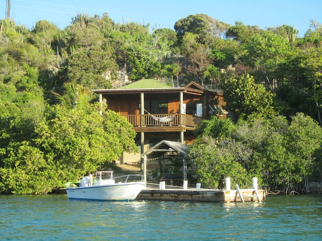 Blue Pearl Waterfront Cottage Antigua