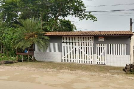 Casa em Praia de Boracéia