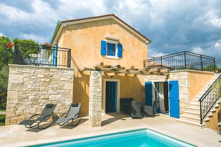 Luxury villa with private pool 6401 - Krk - Villa