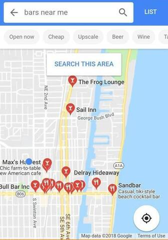 Bars & Restaurants Nearby.. no need to drive!
