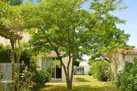 Adorable house with private garden - La Plaine-sur-Mer