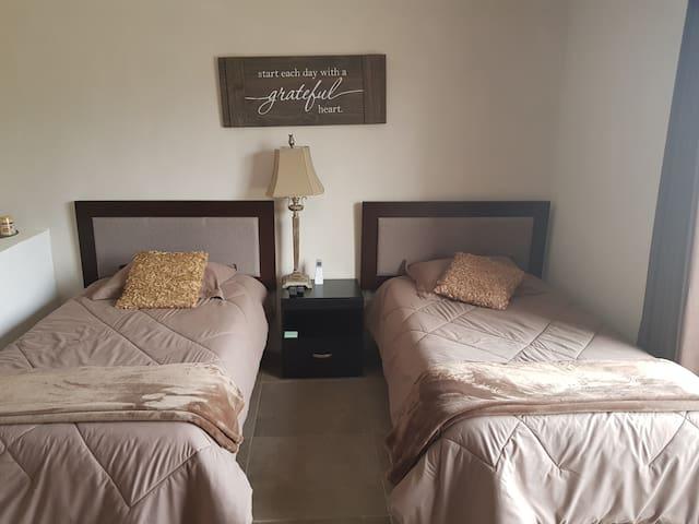 Private room in residential zone