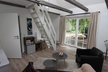 kleines ferienhaus zum wohlfühlen in salzhausen - Salzhausen - Ház