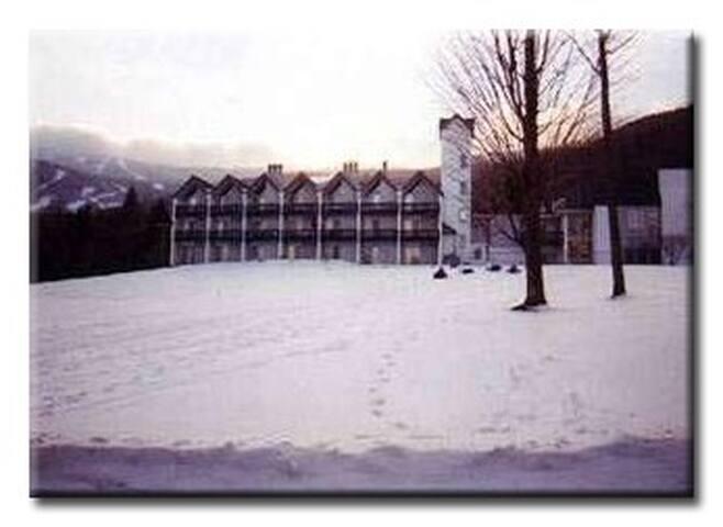 Stay slope-side at Sugarbush Resort