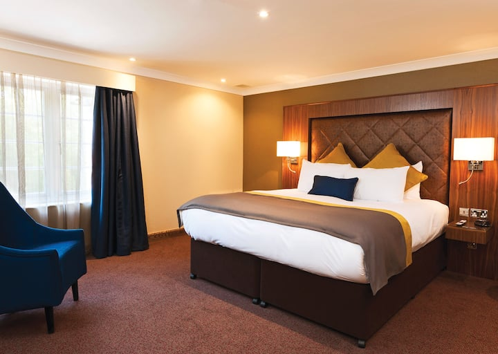 Superior Double Room, Frensham Pond Hotel