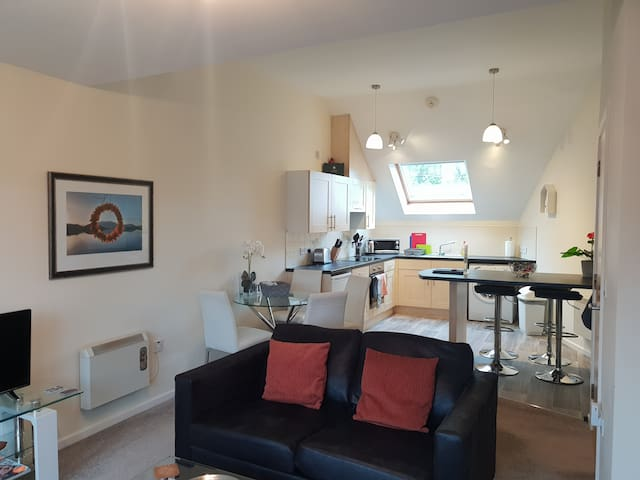 The Sawmills⭐️ Luxury Apartment ⭐️ Carlisle - Ideal For Keyworkers