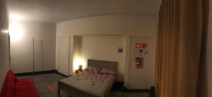 Nice flat in the city center with panoramic view