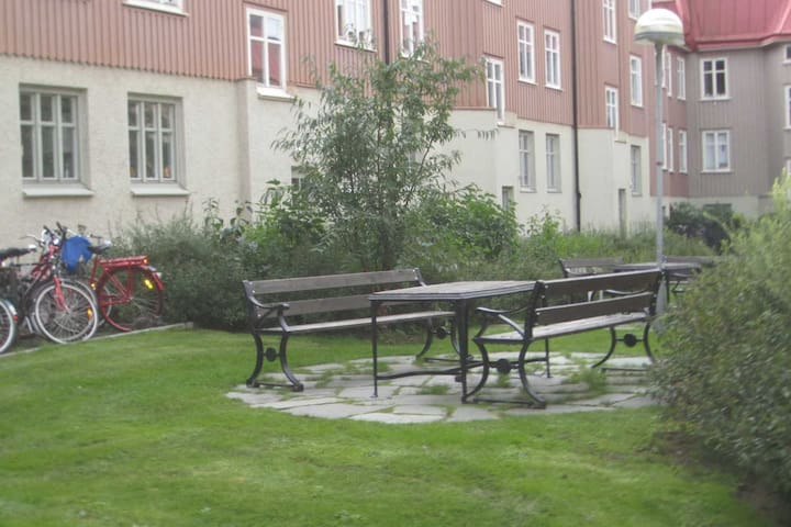 Apartment close to city centre and the water - Gothenburg - Apartment