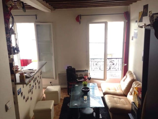 Cosy studio in Bastille perfect for couple