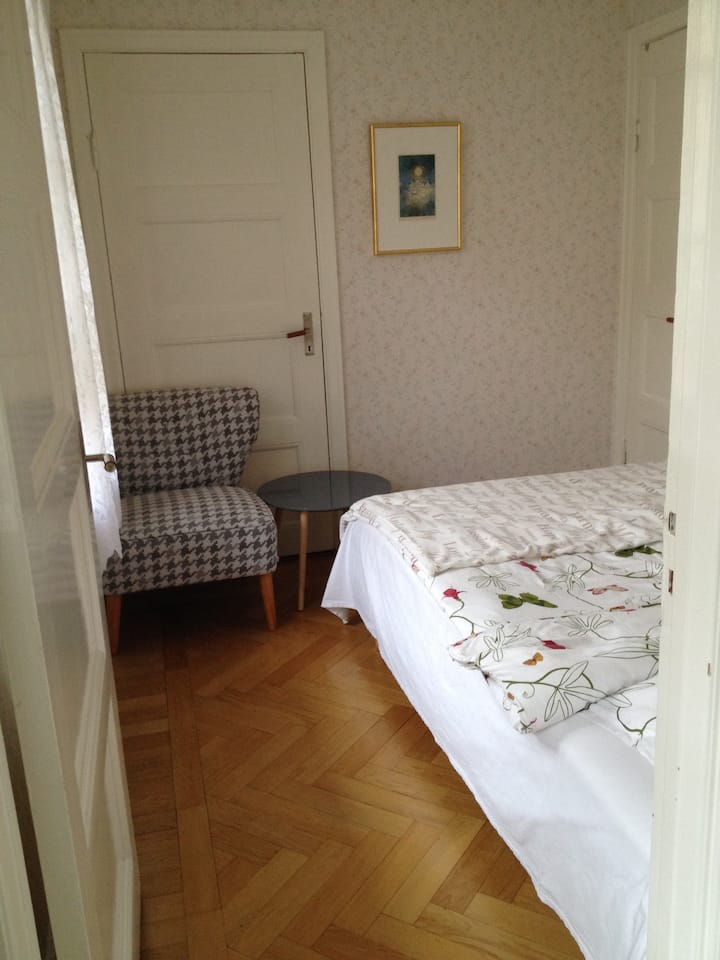 Nice & comfortable room in the middle of the city!
