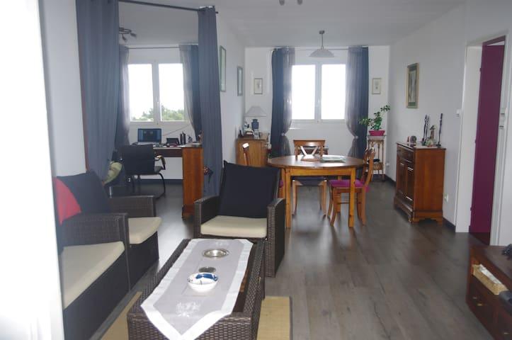 Bel appartement clair et spacieux  ds Res arborée - Le Tampon